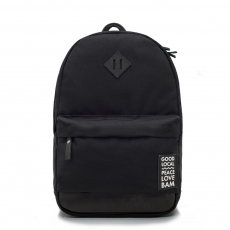 Рюкзак GOOD LOCAL x BAM Daypack Special Black / Space Black