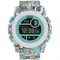 Часы NIXON NIXON SUPER UNIT A/S BEACH DRIFTER LTD