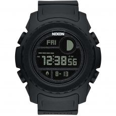Часы NIXON NIXON SUPER UNIT A/S ALL BLACK
