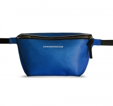 Сумка на пояс LOVECORPORATION Bag On Belt Blue