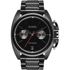 Часы NIXON ANTHEM CHRONO ALL BLACK