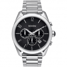 Часы NIXON BULLET CHRONO BLACK