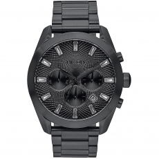 Часы NIXON BULLET CHRONO CRYSTAL ALL BLACK