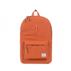 ������ Herschel Heritage Burnt Orange Crosshatch