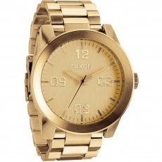 Часы NIXON Corporal SS All Gold