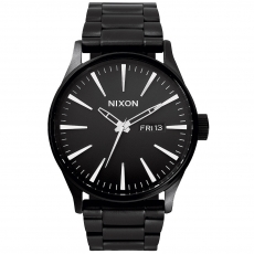 Часы NIXON Sentry SS ALL BLACK