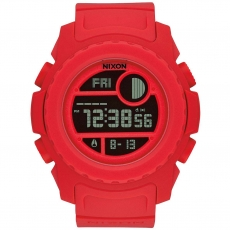 Часы NIXON NIXON SUPER UNIT A/S ALL RED