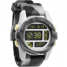 Часы NIXON Unit MARBLED BLACK SMOKE
