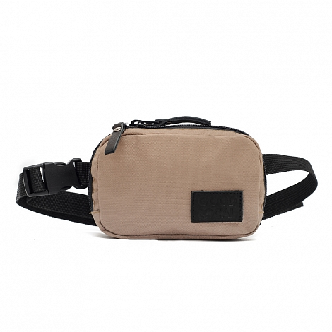 Поясная сумка GOOD LOCAL Waistbag Classic Beige