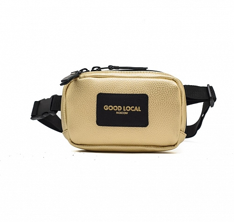 Поясная сумка GOOD LOCAL Waistbag Eco LUX Gold