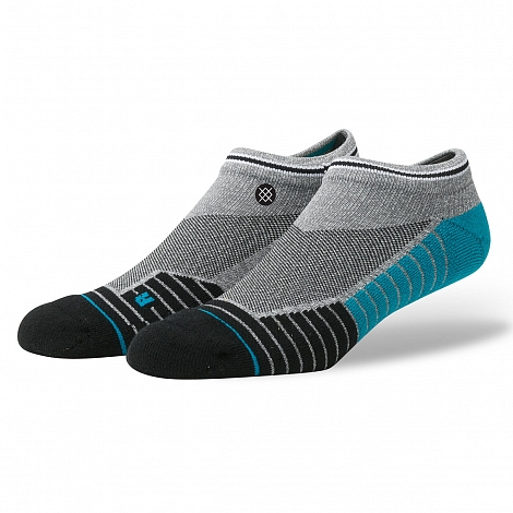 Носки STANCE ATHLETIC FUSION RICHTER LOW GREY L