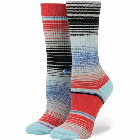 Носки STANCE BLUE WOMEN RANCHERO SS16 M