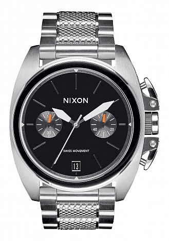 Часы NIXON ANTHEM CHRONO BLACK