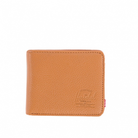 Кошелек Herschel Hank + Coin Leather Tan Pebble
