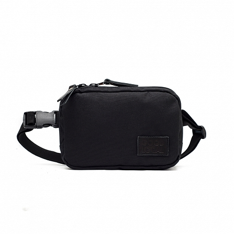 Поясная сумка GOOD LOCAL Waistbag Classic Black