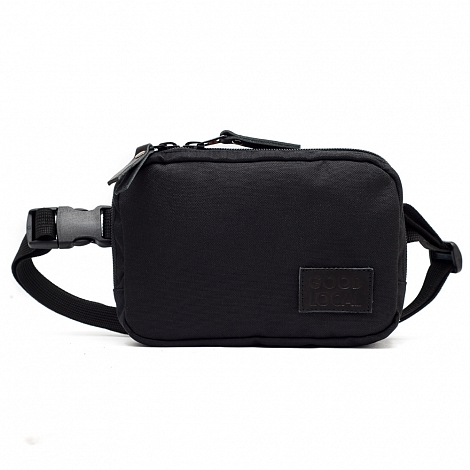 Поясная сумка GOOD LOCAL Waistbag Classic L Black