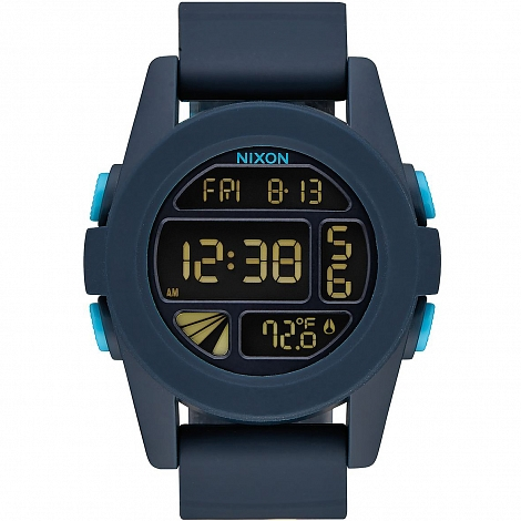 Часы NIXON Unit ALL DARK BLUE