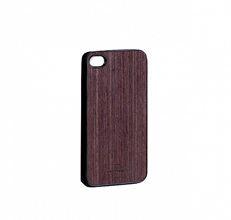 Чехол Proffessio iPhone 4-4s Black/Wenge