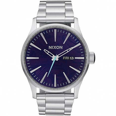Часы NIXON Sentry SS PURPLE