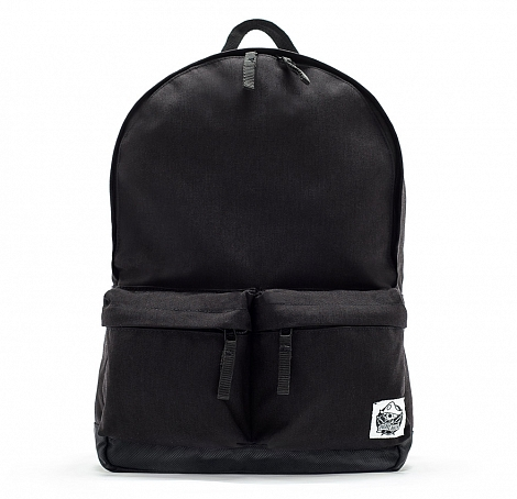 Рюкзак Pirate Bags Model Two All Black