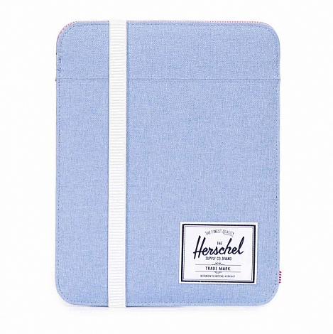 Чехол Herschel Cypress Sleeve for iPad Air Chambray Crosshatch