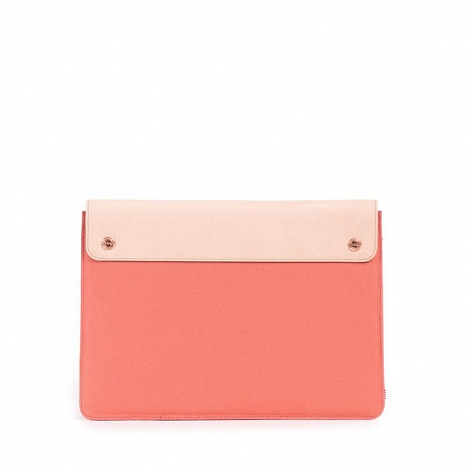 Чехол Herschel Spokane Select Sleeve for 11 inch Macbook Flamingo