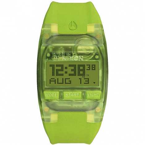 Часы NIXON COMP S ALL NEON GREEN