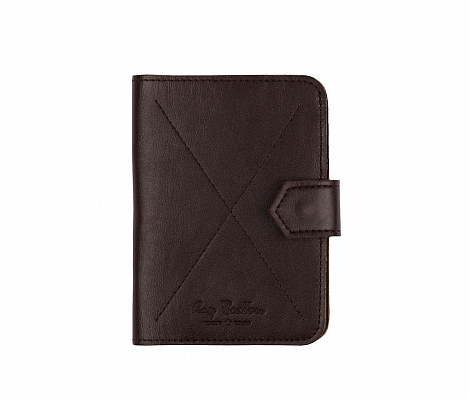 Кошелек Ray Button Jackson Wallet Brown