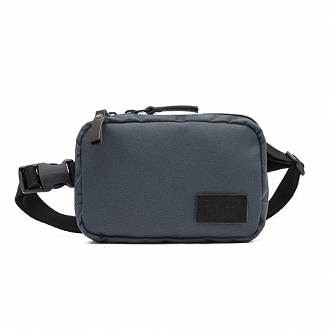 Поясная сумка GOOD LOCAL Waistbag Classic L Grey