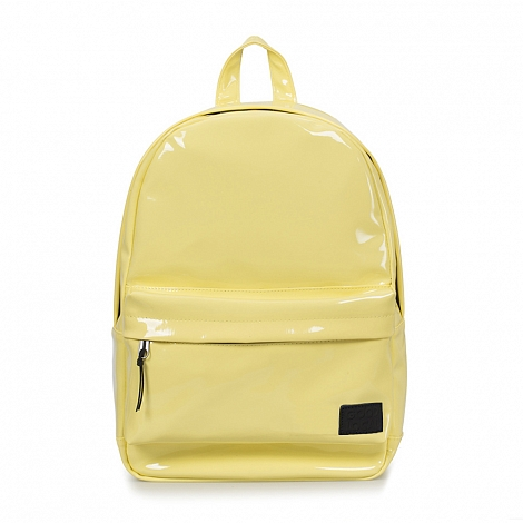 Рюкзак GOOD LOCAL Daypack Eco M Plus Glossy MILK YELLOW
